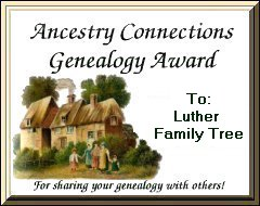 Ancestry Connections Award